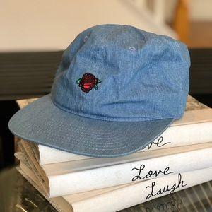744f9636fd8 Obey Rose Hat   Vintage